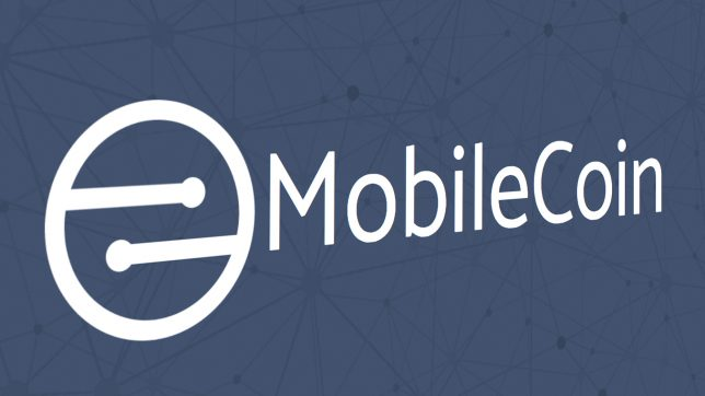 Das Logo von MobileCoin. © MobileCoin