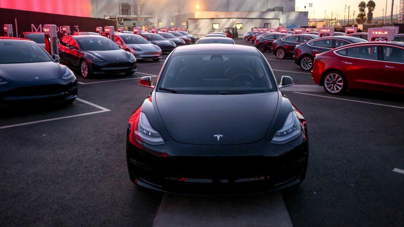 """Tesla Model 3: direkt aus der """"Produktionshölle""""? © Tesla"""