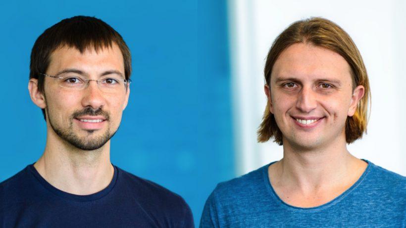 Revolut cofounders Vlad Yatsenko and Nikolay Storonsky. © Revolut