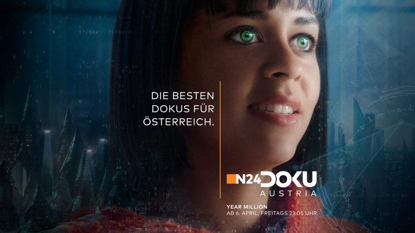 """""""Year Million"""": Heute noch Science Fiction, bald schon Wirklichkeit © WeltN24 GmbH"""