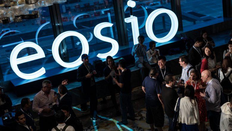 Beim EOS.io Meetup in Hongkong. © EOS.io