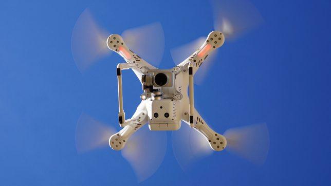 Drohnen sollen via 5G gesteuert werden. © Pexels