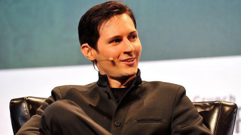 Telegram-Gründer Pavel Durov. © Techcrunch/Flickr (CC BY-SA 2.0)