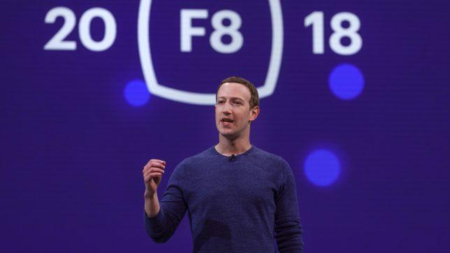 Mark Zuckerberg steht abermals in der Kritik. © Facebook