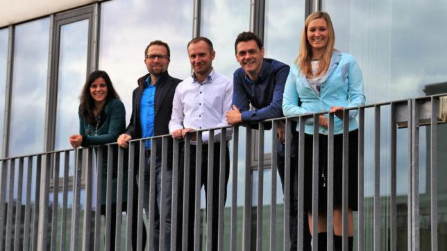 Das Innoviduum-Team aus Linz. © Innoviduum