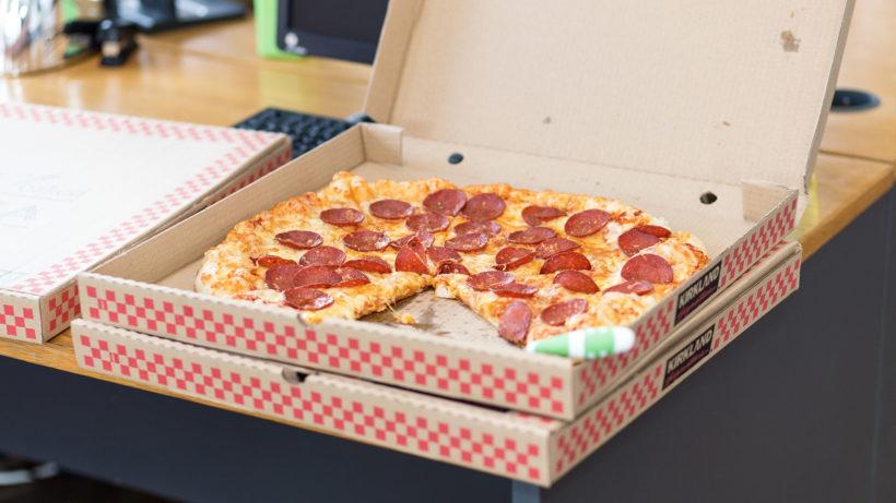 Zwei Pizzas. © Pexels