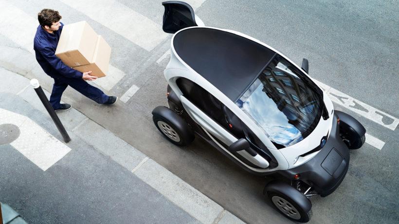 """Renaults """"Twizy"""" soll Teile der Flotte von Caroo stellen. © Renault"""