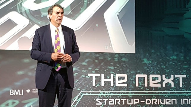 Investor Tim Draper. © Sara Grasel
