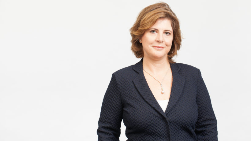 Tecnet Equity Geschäftsführerin Doris Agneter ©tecnet