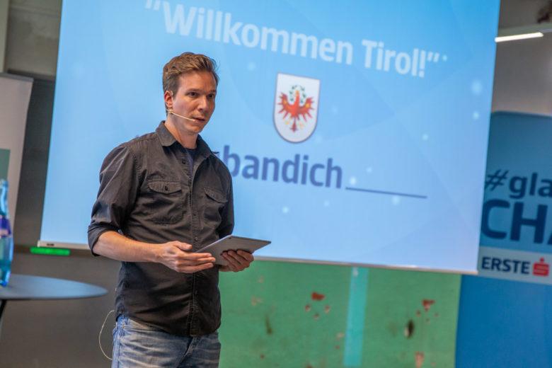 Jakob Steinschaden (Trending Topics). © David Bitzan