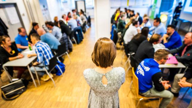3. Startup Salzburg Weekend von 15-17.6 im CoWorking Salzburg © DerPasquali.at