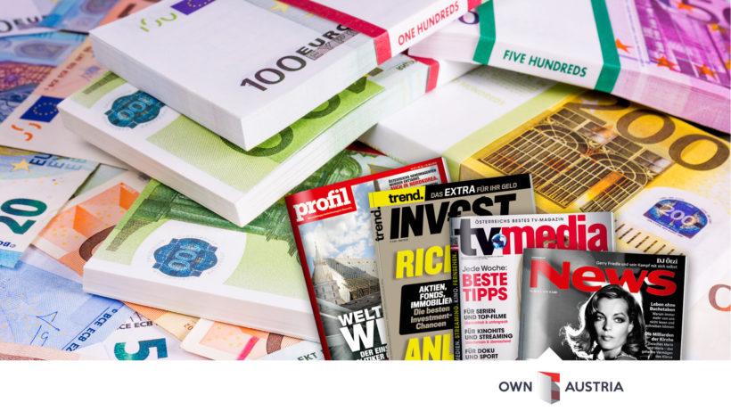 Durch Abos an 250 Unternehmen mitverdienen. © VGN