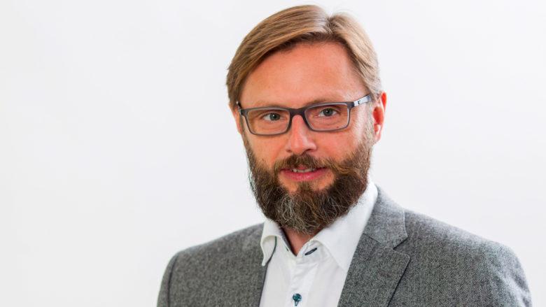 Wikifolio-Gründer Andreas Kern. © Martina Draper
