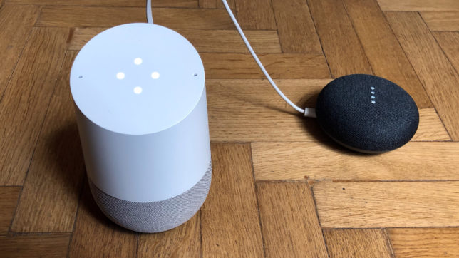 Google Home und Google Home Mini landen in Österreich. © Trending Topics