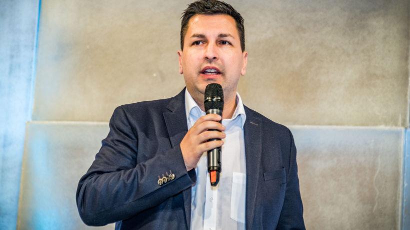 Marcus Hofer, Geschäftsführer Startup.Tirol © David Bitzan