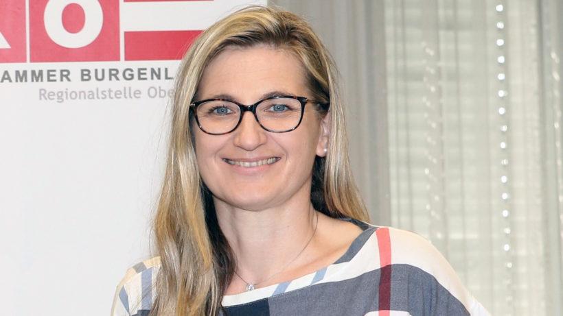 Sonja Kaiser vom Gründerservice der Wirtschaftskammer Burgenland. © WKO