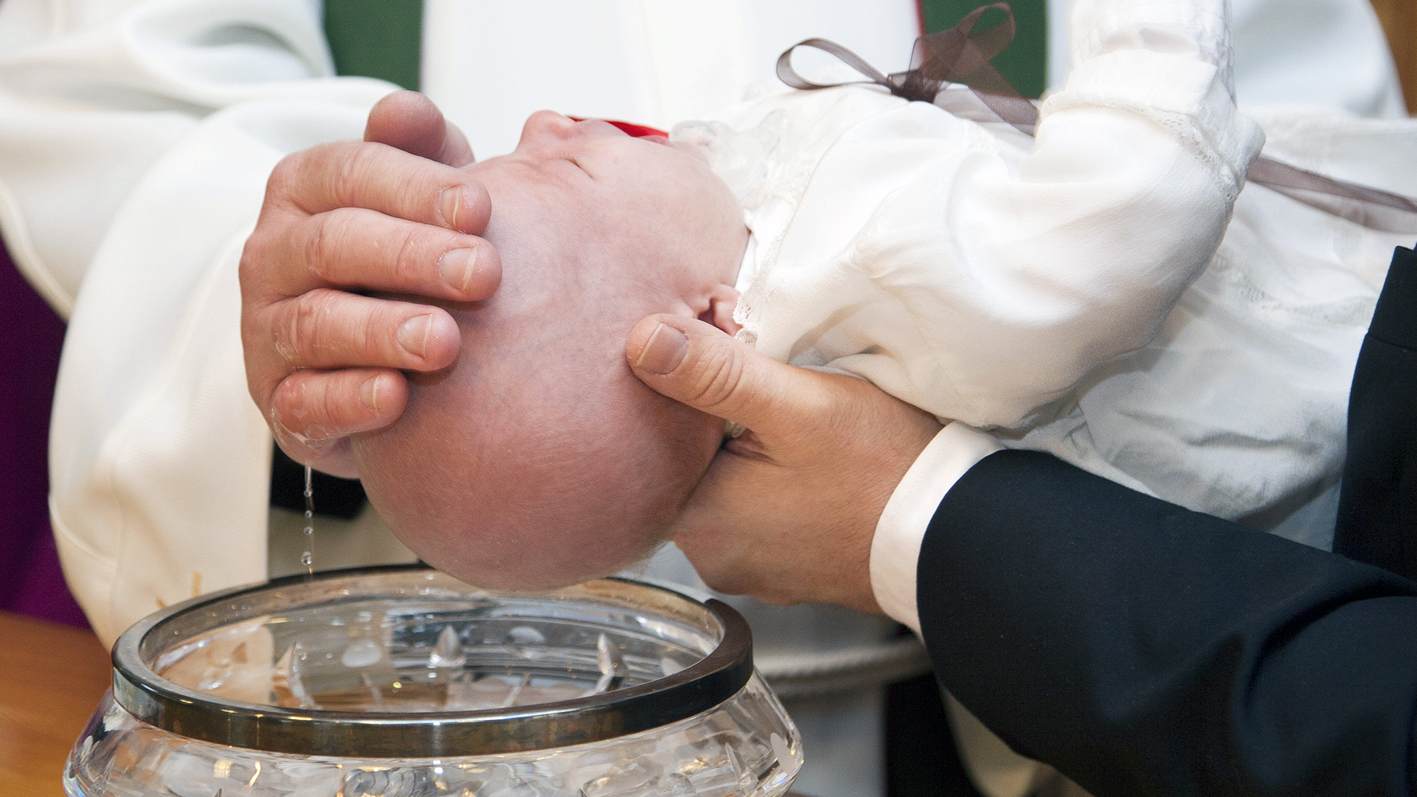 Taufe Warum