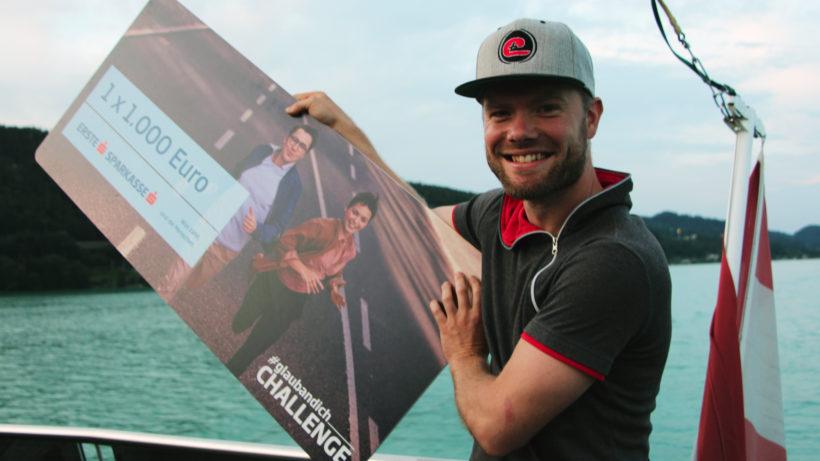 Kärnten-Sieger Fabian Gutbrod, Gründer von add-e. © Trending Topics