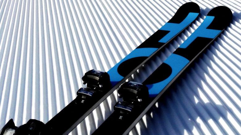 Die Original+-Ski. @ Original+