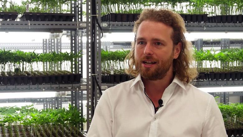 Christoph Richter, CEO von CBDoken. © Trending Topics