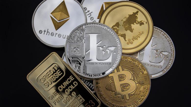 Krypto-Coins, für viele das neue Gold im Internet. © Pixabay