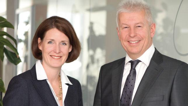 Die Geschäftsführung der FFG: Henrietta Egerth und Klaus Pseiner. © Petra Spiola