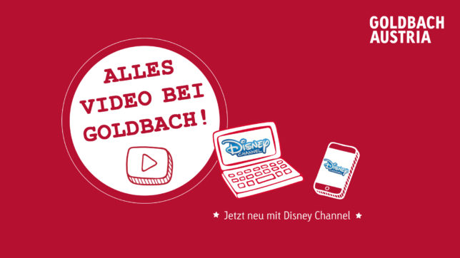 Alles Video bei Goldbach © Goldbach Austria
