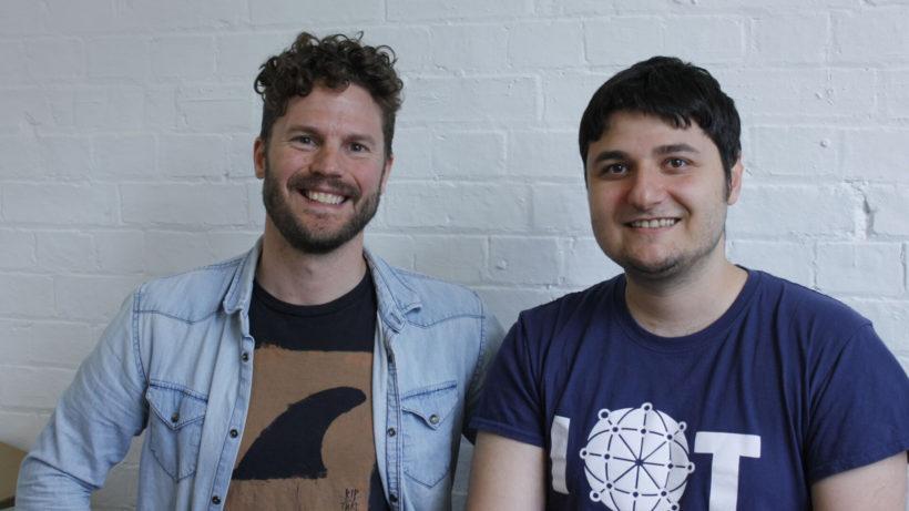 Die beiden Metis-Labs-Gründer. © Metis Labs