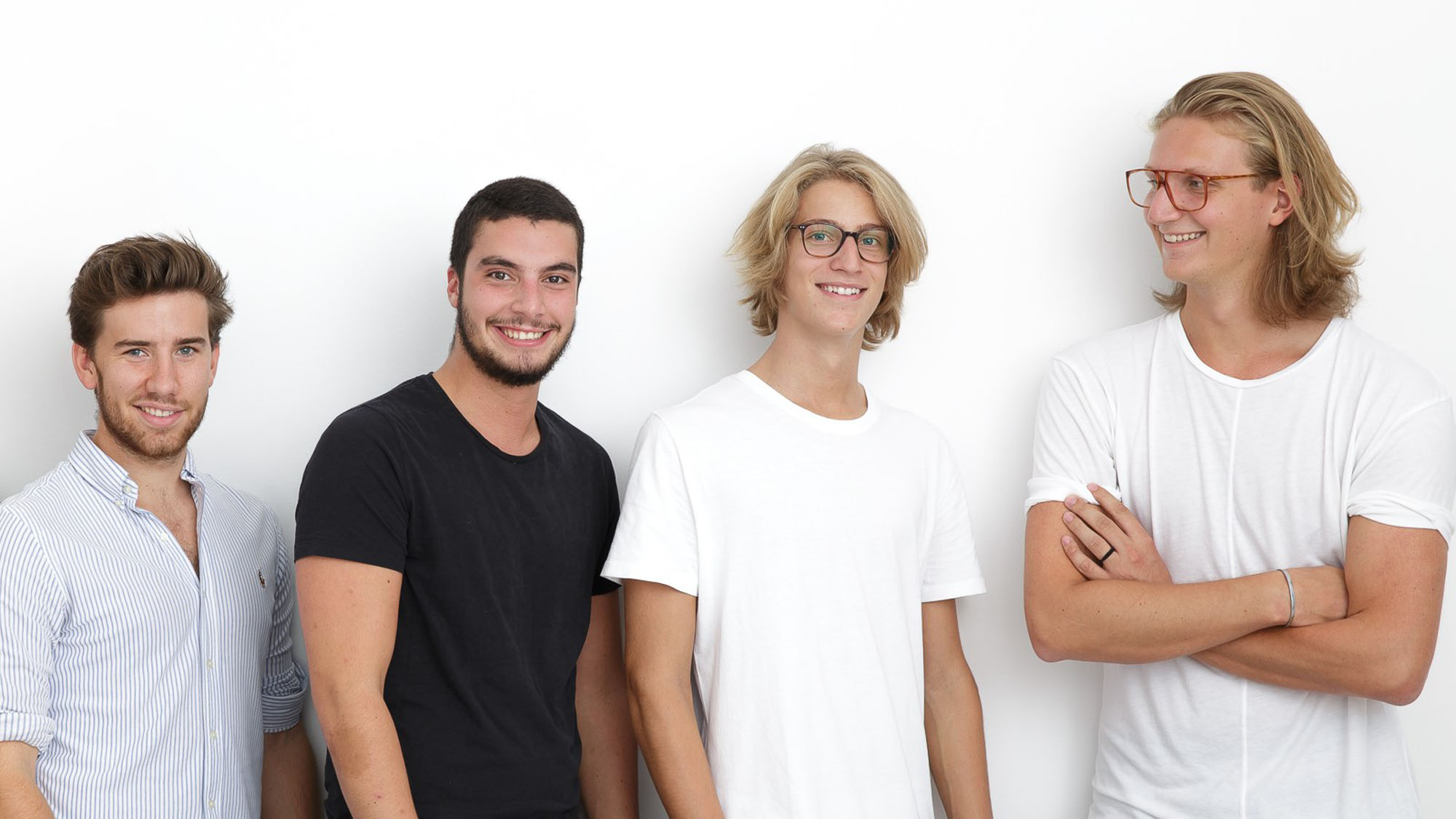 Das GoStudent-Team. © GoStudent