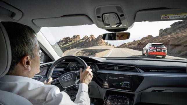Audi e-tron. © Audi
