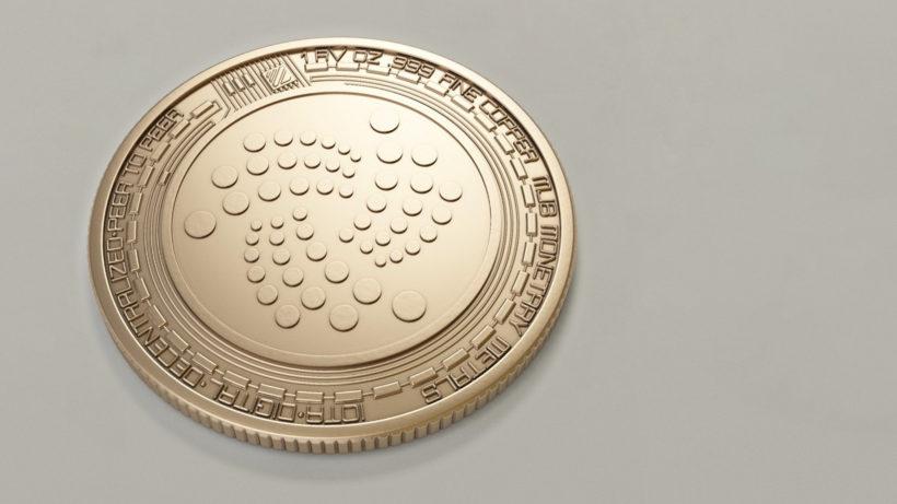 Symbol für den IOTA-Token. © Pexels