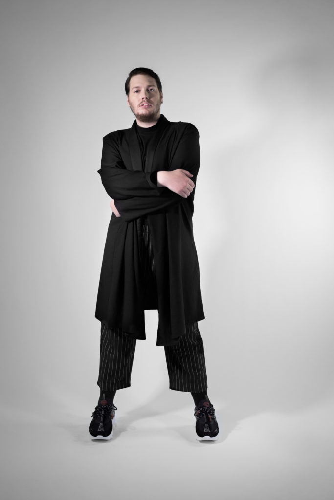 Julian Behrenbeck, Vaangardist. © David Meran
