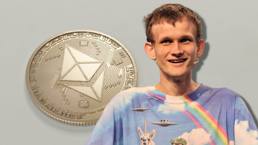 Vitalik Buterin, der Kopf hinter Ethereum. © Techcrunch/Flickr (CC BY 2.0) / Pexels.com