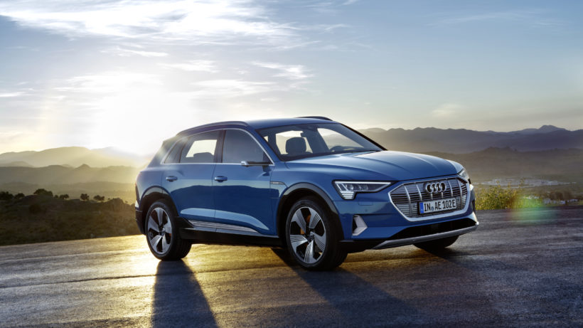 Audi e-tron. © Audi AG