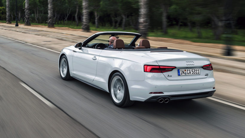 Audi A5 Cabriolet. © Audi AG