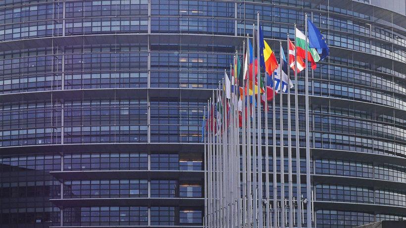 EU-Parlament in Strassburg. © Pixabay