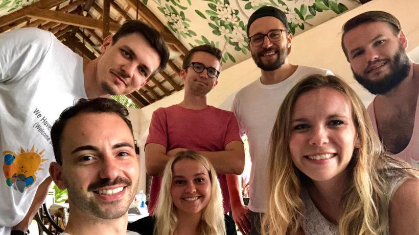 Das Team von UniSpotter © UniSpotter