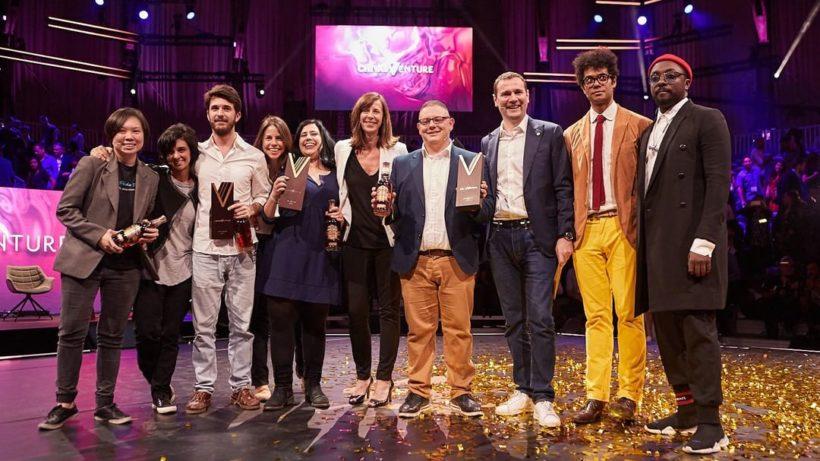 The first European winner of Chivas Venture was the U.K. based Change Please earlier this year ©Chivas Venture