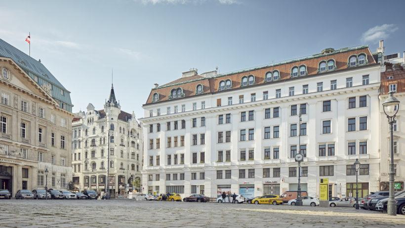 Die Österreichische Kontrollbank in Wien © OeKB
