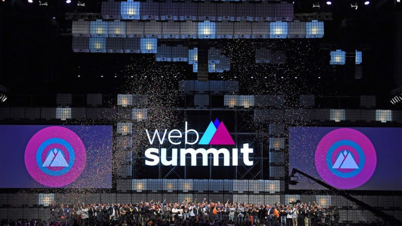 The Web Summit in Lisboa. © Web Summit
