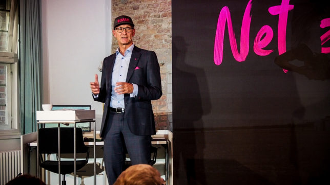 Timotheus Höttges, Vorstandsvorsitzender der Deutsche Telekom AG. © Trending Topics
