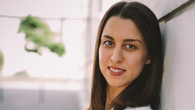 Julia Grahammer ist die neue Leiterin von Startupland Vorarlberg © Grahammer