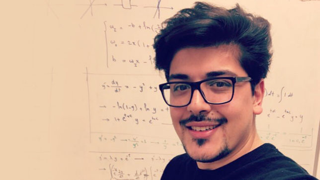 AI researcher Ramin Hasani. © R. Hasani