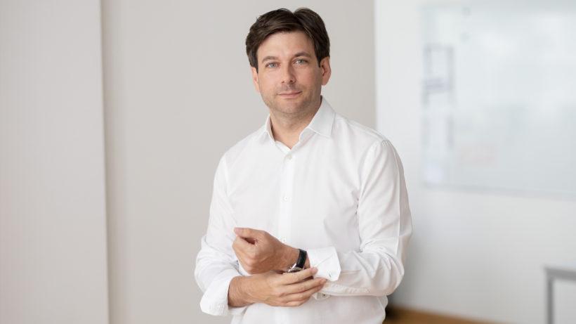 Russell E. Perry, Vorstand der 360kompany AG und Geschäftsführer von BREX. © kompany