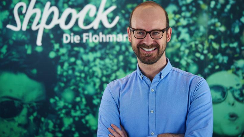 Noch-Shpock-CEO Bernhard Baumann. © Shpock