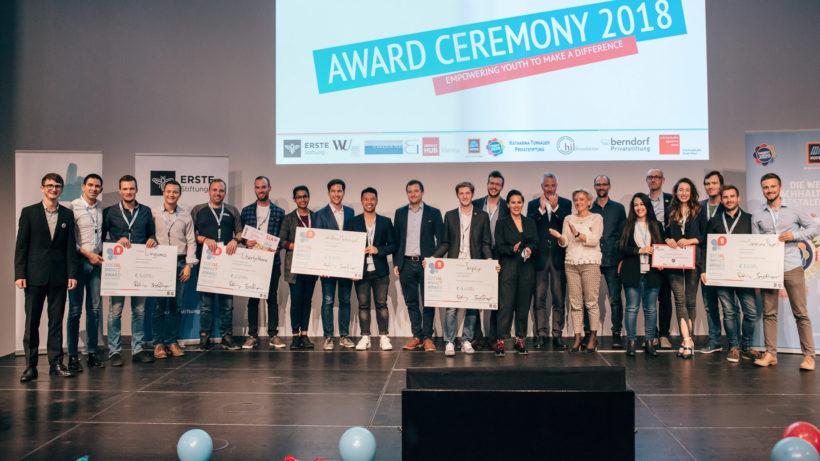 Siegerfoto des Social Impact Award. © Alexander Gotter