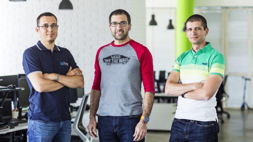 Vassil Terziev, Boyko Iaramov and Svetozar Gorgiev founded Campus X to reproduce the success of Telerik ©Campus X