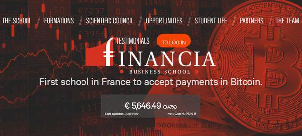 ©financia business school