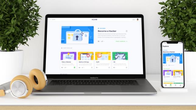 Mimo ist jetzt auch im Web verfügbar. © Mimo