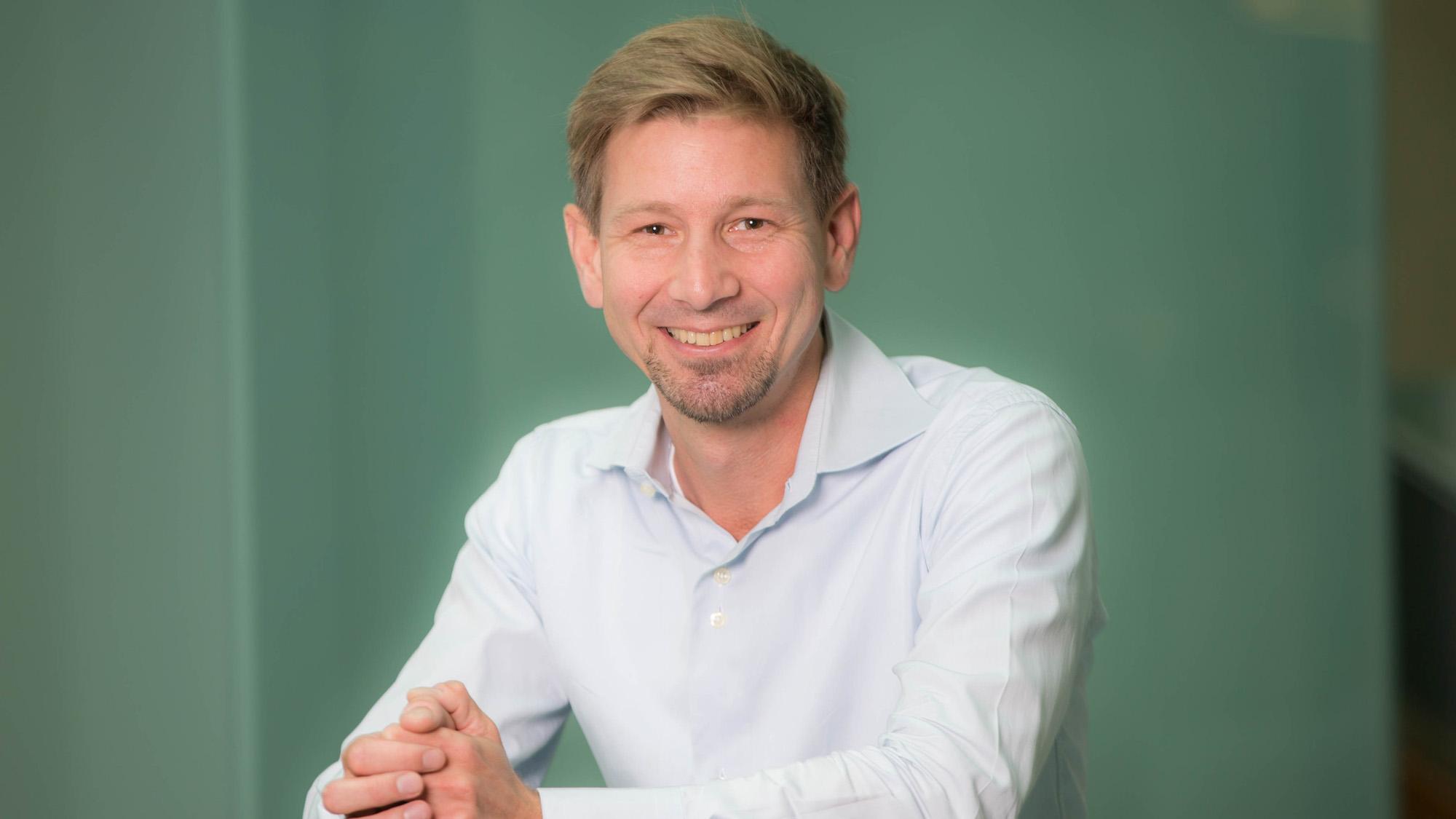 Wikitude-CEO Martin Herdina © Mike Vogl